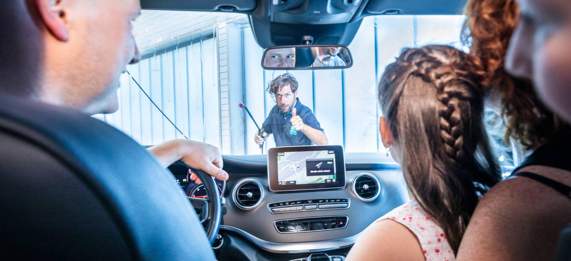 Auto sauber machen lassen in Chemnitz