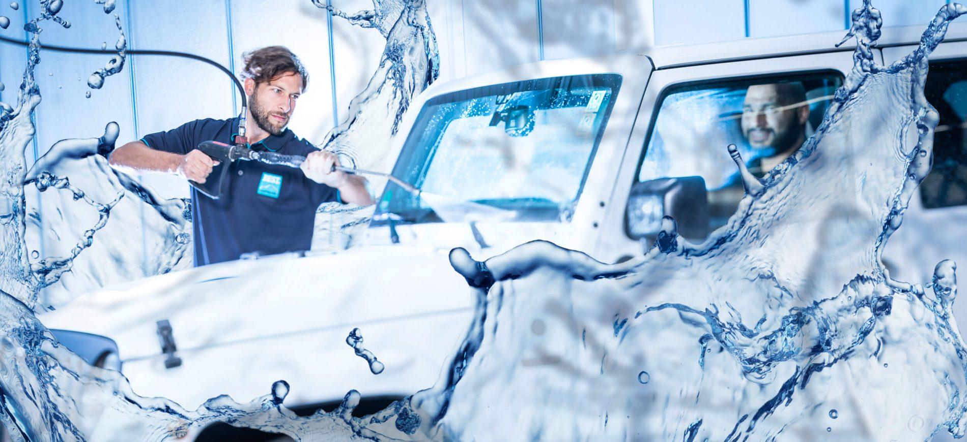 Fahrzeugwäsche Chemnitz Best Carwash